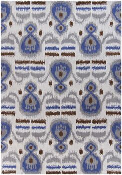 Cache Abstract Rug Rug Size: 5' x 7'