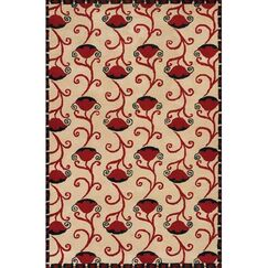 Sidney Hand Tufted Area Rug Rug Size: 2' x 3'