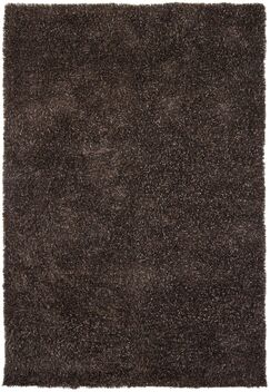 Lively Hand Woven Black/Gray Area Rug Rug Size: Rectangle 5' x 7'6