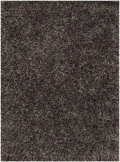 Raminez Black Area Rug Rug Size: Rectangle 7'9