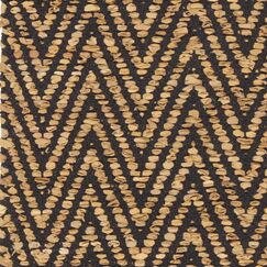 Salley Hand-Woven Gold/Black Area Rug Rug Size: 7'9