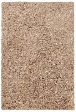 Salyers Hand-Tufted Brown Area Rug Rug Size: 7'9