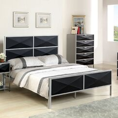 Mason Upholstered Platform Bed Size: Full