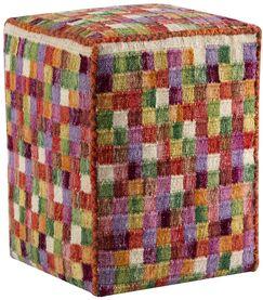 Small Box Pouf