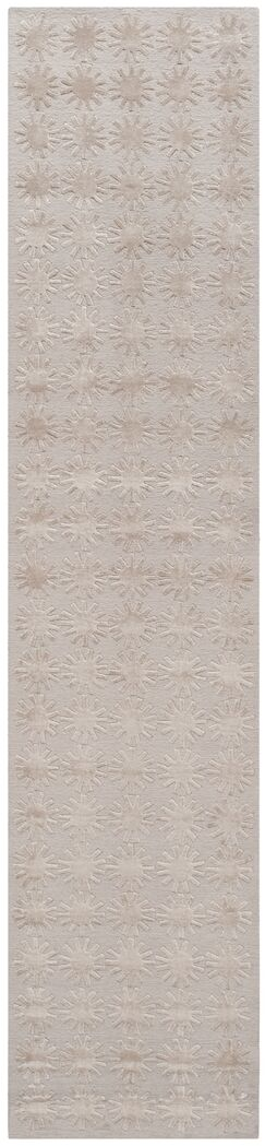 Hand-Tufted Day/Break Area Rug Rug Size: Rectangle 7'9