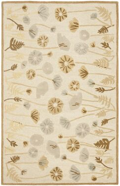 Martha Stewart Nutshell Brown Area Rug Rug Size: Rectangle 5' x 8'