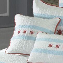 Charboneau Stripe Throw Pillow
