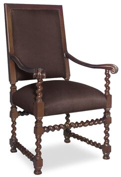 Divine Jordan Upholstered Dining Chair Upholstery Color: Me Chocolate