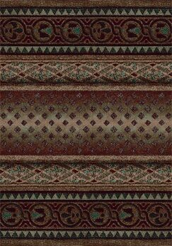 Signature Mohavi Dark Amber Area Rug Rug Size: Rectangle 3'10