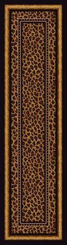 Signature Zambia Print Onyx Area Rug Rug Size: Square 7'7