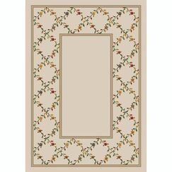 Design Center Opal Maiden Area Rug Rug Size: Rectangle 5'4
