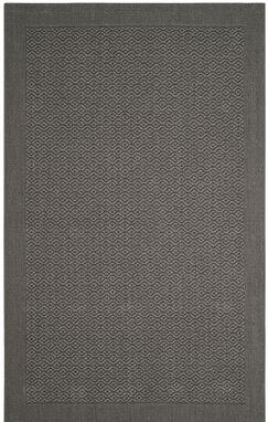 Wyckhoff Gray Area Rug Rug Size: Rectangle 4' x 6'