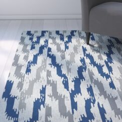 Michele Handmade Indoor / Outdoor Area Rug Rug Size: Square 5'9