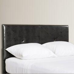 Kershner Upholstered Panel Headboard Size: Queen / Full