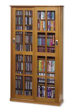 Jones Multimedia Cabinet Color: Natural Oak