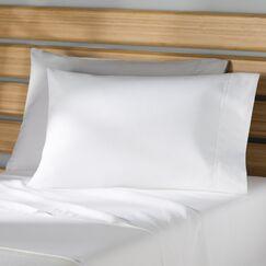 Martha Sheet Set Color: White, Size: Twin XL