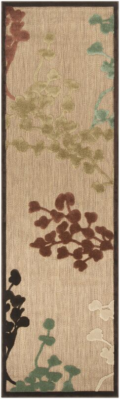 Navarre Teal Outdoor Rug Rug Size: Square 7'6