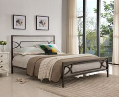Juliette Platform Bed Size: Queen