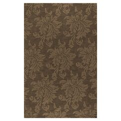 Bradley Brown Area Rug Rug Size: Rectangle 5' x 8'