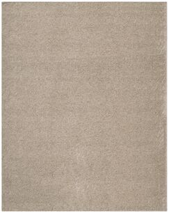 Curran Light Beige Area Rug Rug Size: Rectangle 8' x 10'