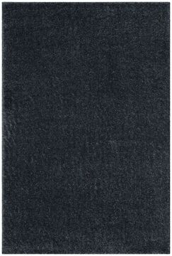 Curran Blue Area Rug Rug Size: Rectangle 4' x 6'