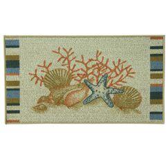 Classic Berber Seaside Doormat