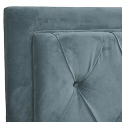 Aliana Upholstered Panel Headboard Size: King