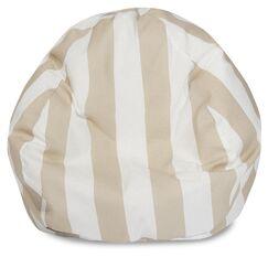 Classic Bean Bag Chair Color: Sand