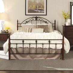 Wedgewood Panel Bed Size: Queen
