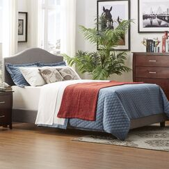 Winstead Upholstered Panel Bed Size: Queen