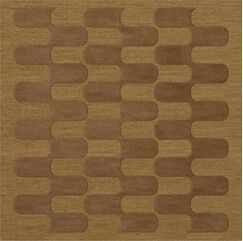 Dover Gold Dust Area Rug Rug Size: Square 8'