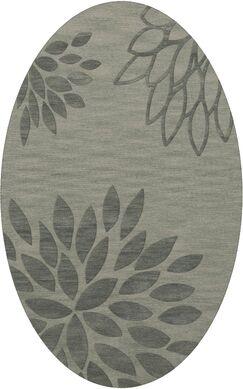 Bao Spa Area Rug Rug Size: Oval 9' x 12'