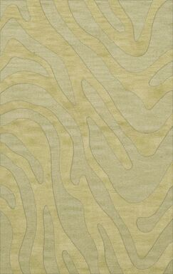 Dover Tufted Wool Mint Area Rug Rug Size: Rectangle 6' x 9'