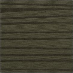 Dover Tufted Wool Fern Area Rug Rug Size: Square 12'