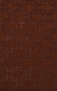 Dover Paprika Area Rug Rug Size: Rectangle 5' x 8'
