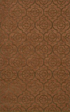 Bella Brown Area Rug Rug Size: Rectangle 12' x 15'