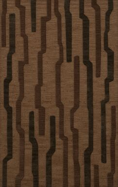 Hartranft Wool Clove Area Rug Rug Size: Rectangle 9' x 12'