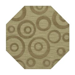 Dover Tufted Wool Marsh Area Rug Rug Size: Octagon 8'