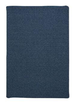 Westminster Federal Blue Area Rug Fringe: Not Included, Rug Size: Rectangle 8' x 11'