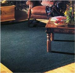 Courtyard India Ink Rug Rug Size: Square 8', Fringe: Not Included