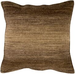 Cortes Wool Throw Pillow Size: 18