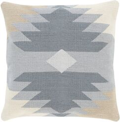 Alameda Pillow Cover Color: Beige
