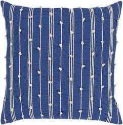 Bilbie 100% Cotton Pillow Cover Size: 18