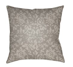 Patro Indoor/Outdoor Throw Pillow Color: Taupe