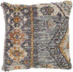 Yuri Bohemian Global Throw Pillow Size: 20