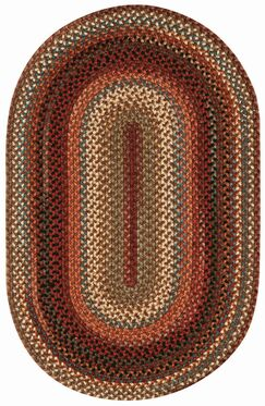 Burdock Brown Variegated Area Rug Rug Size: Runner 2' x 8'