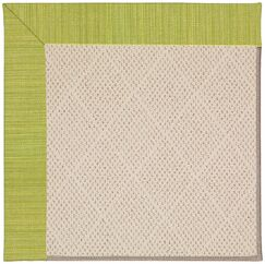 Lisle Light Beige Indoor/Outdoor Area Rug Rug Size: Square 12'