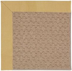 Lisle Machine Tufted Wheatfield/Brown Indoor/Outdoor Area Rug Rug Size: Rectangle 2' x 3'