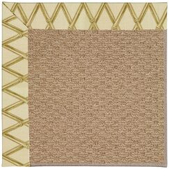 Lisle Machine Tufted Bamboo Indoor/Outdoor Area Rug Rug Size: Rectangle 3' x 5'
