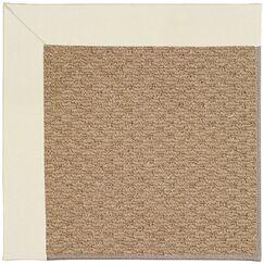 Lisle Machine Tufted Alabaster Indoor/Outdoor Area Rug Rug Size: Rectangle 8' x 10'